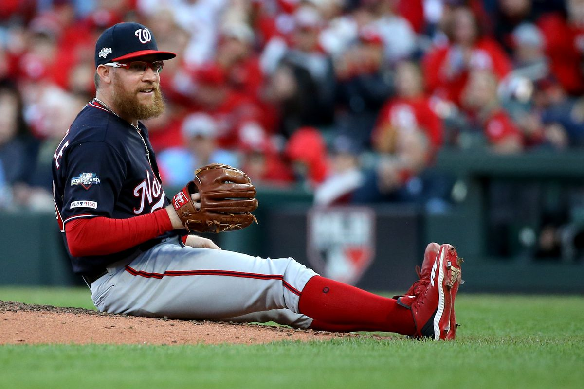 League Championship Series - Washington Nationals v St Louis Cardinals - Game Two