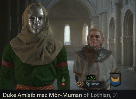 My terrible Crusader Kings 3 son is completely out of control 3