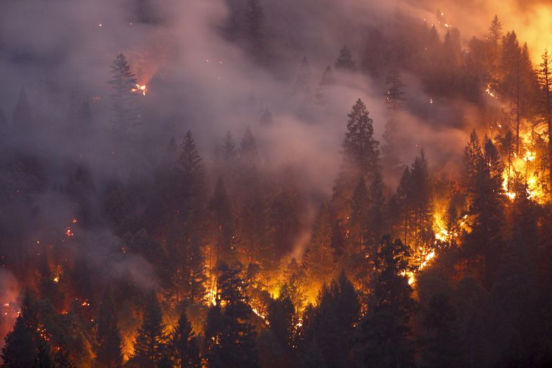 GettyImages_1008050668 How the Carr Fire became one of the most destructive fires in California history