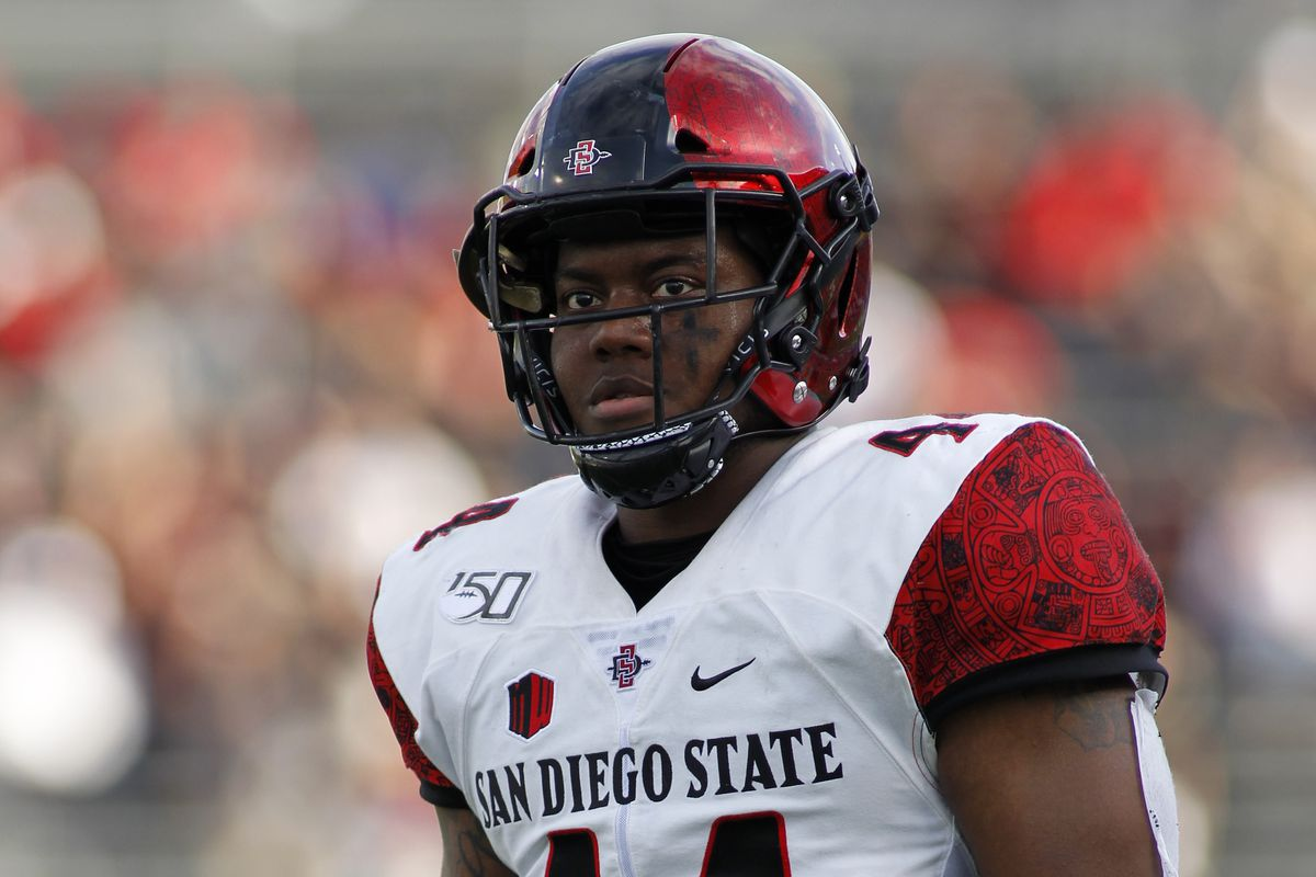 COLLEGE FOOTBALL: OCT 19 San Diego State at San Jose State