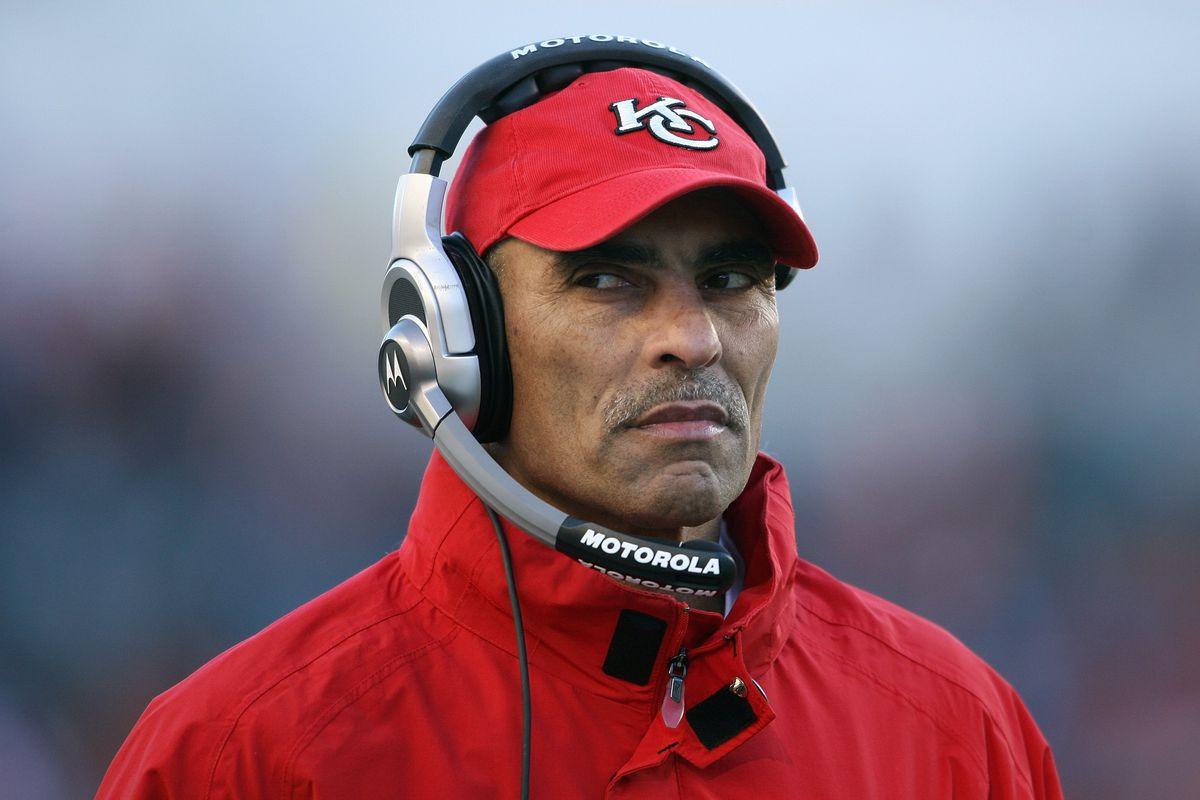 Herm Edwards will interview for Arizona State head-coaching job