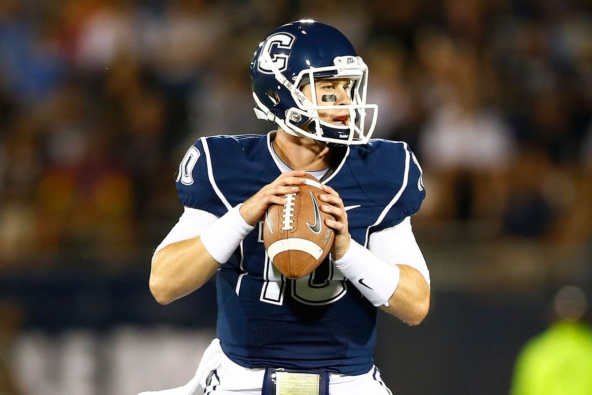 UConn quarterback Chandler Whitmer's 333 yards and three touchdown passes were not enough to overcome the WMU Broncos.