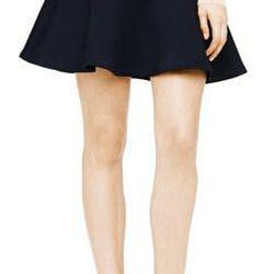 "<b>Club Monaco</b> Neoprene Skirt, <a href=""http://www.clubmonaco.com/product/index.jsp?productId=21383706&prodFindSrc=search"">$149.50</a>"