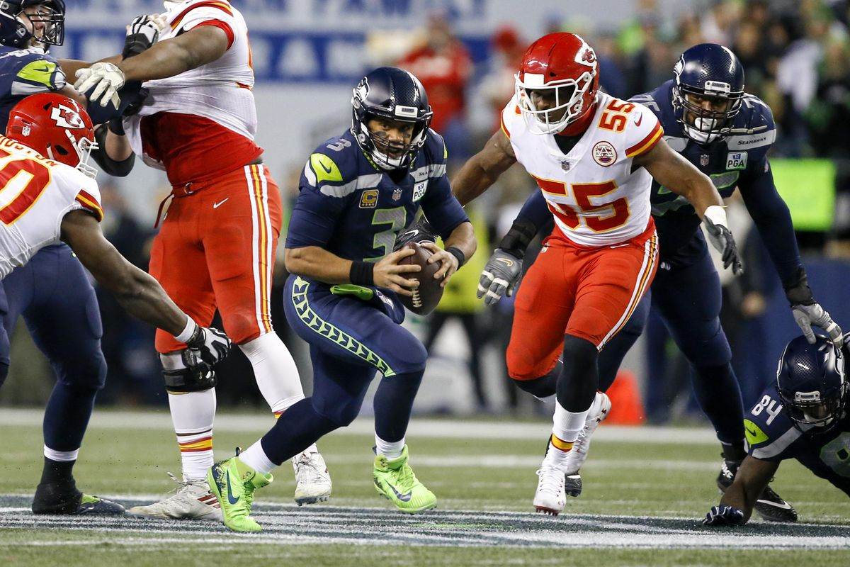 Sacks don't matter, according to the Kansas City Chiefs ...