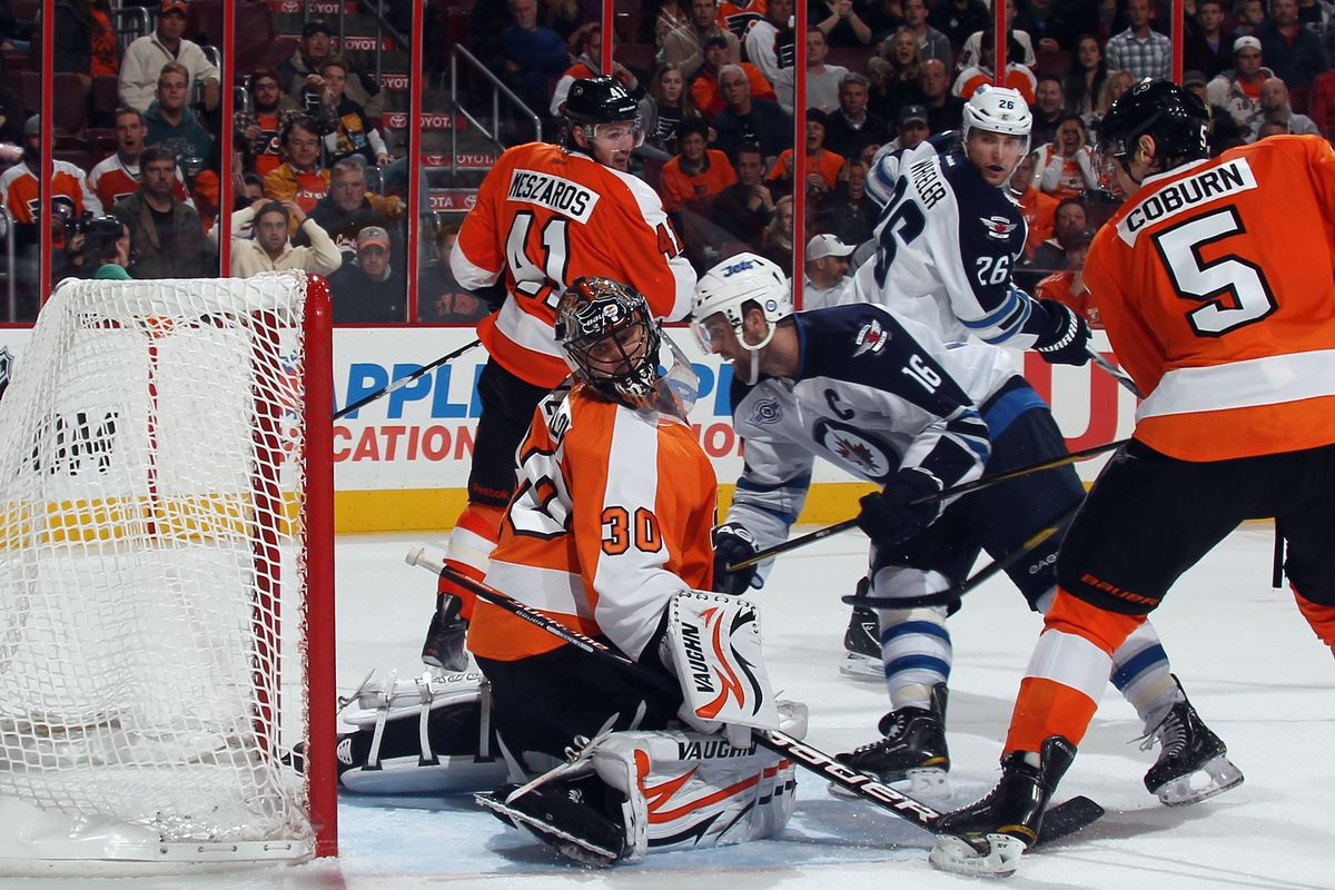 Today In Philadelphia Flyers History Parent Esche Shutouts