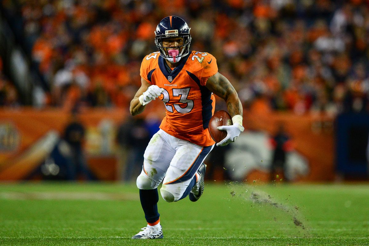size 40 0574c e377b Report: Broncos seem intent on giving Devontae Booker the ...