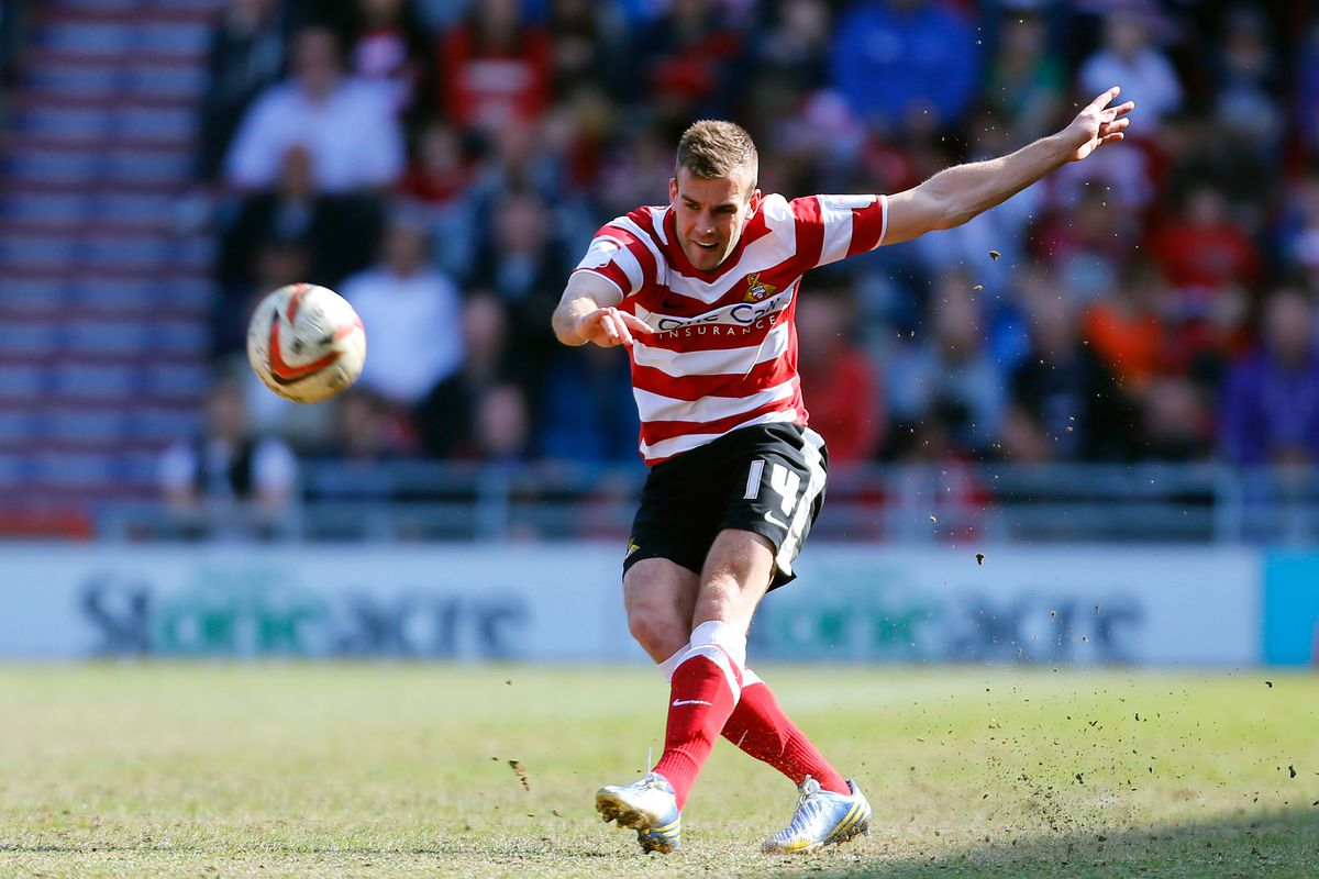 Doncaster Rovers v Notts County - npower League One