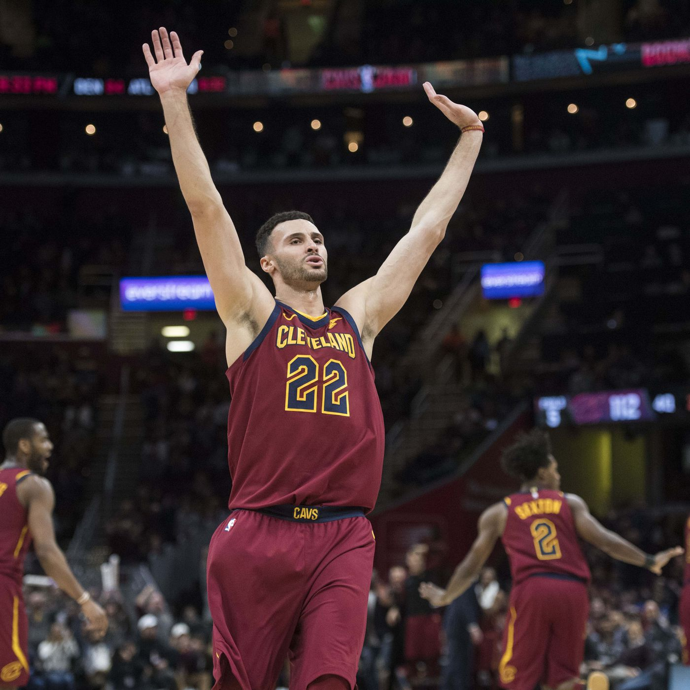 124b7830d Larry Nance Jr. s passing is how he makes himself different - Fear The Sword