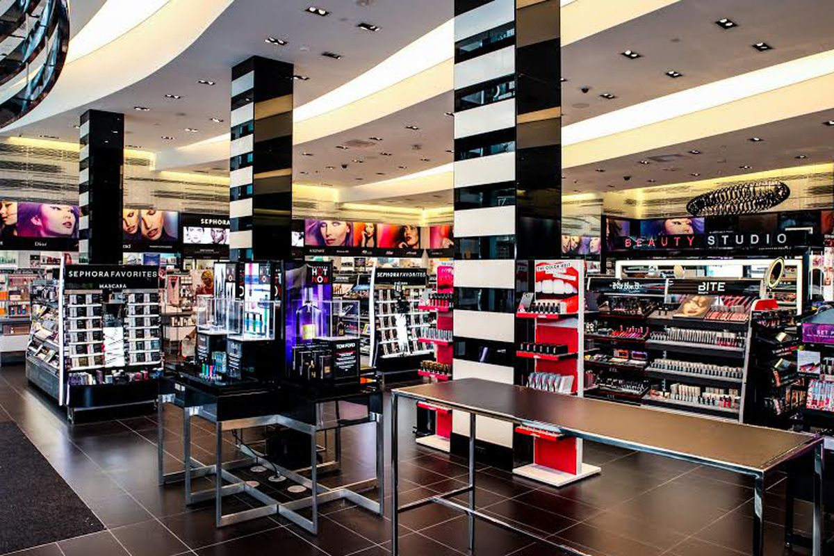 the sephora on lexington avenue is now open for business