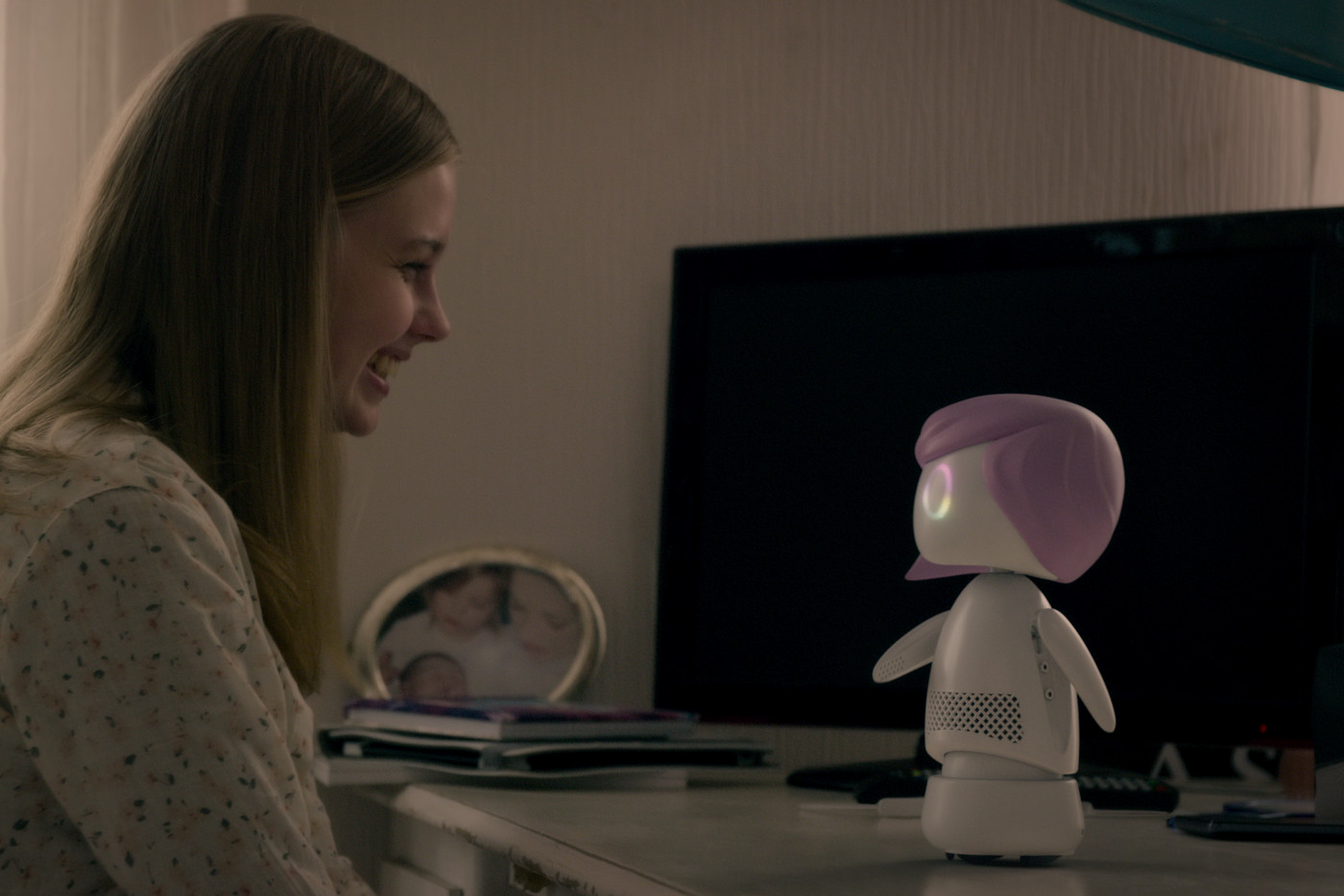 Rachel, Jack and Ashley Too is Black Mirror's stab at a feel-good