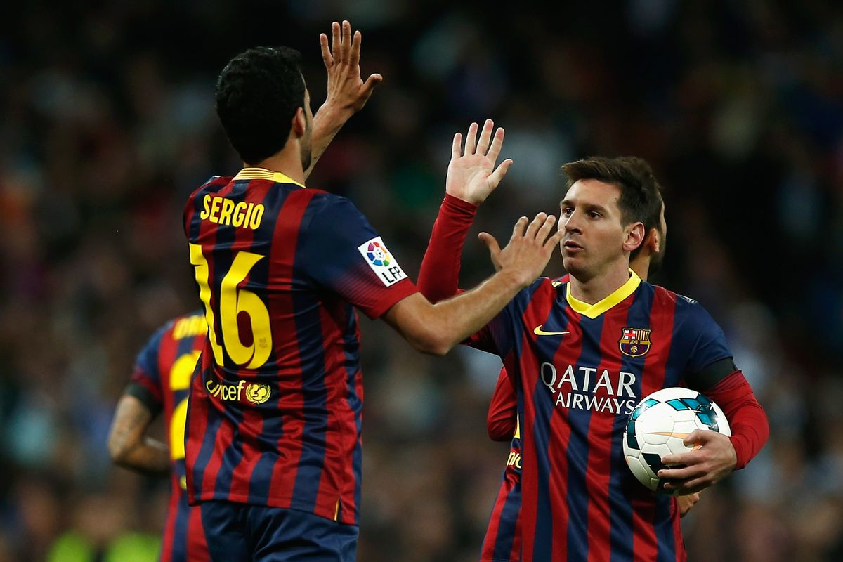 El Clasico  FC Barcelona vs Real Madrid  Match Preview - Barca ... 91c029d142e1b