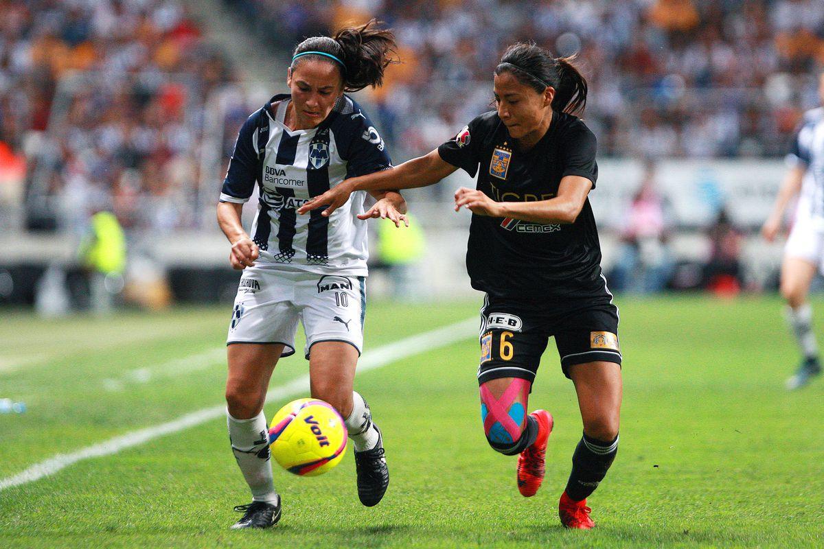 Monterrey v Tigres UANL - Final Torneo Clausura 2018 Liga MX Femenil