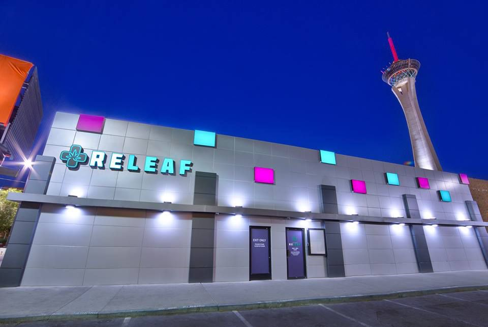 Las Vegas ReLeaf Facebook
