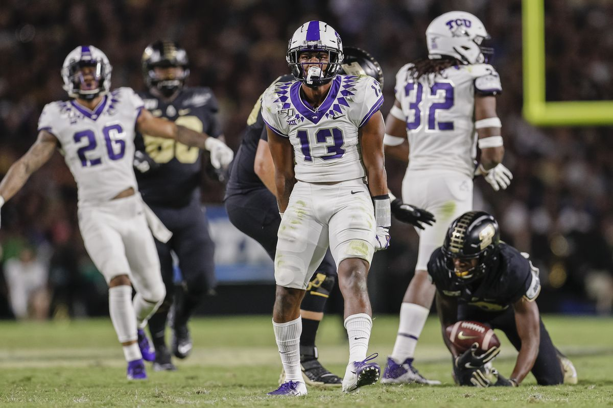How much better can the TCU defense get?