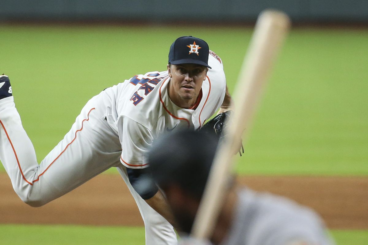 MLB: San Francisco Giants at Houston Astros