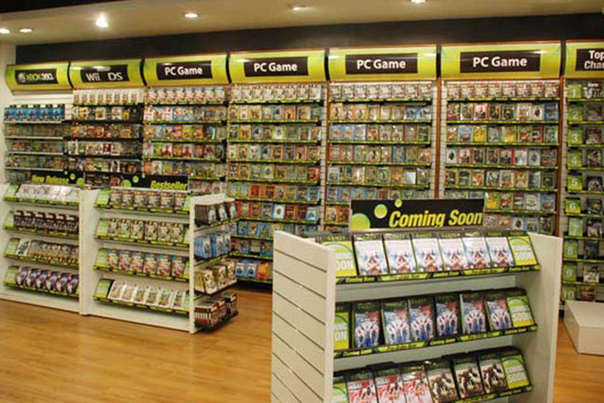 Gameswarehouse