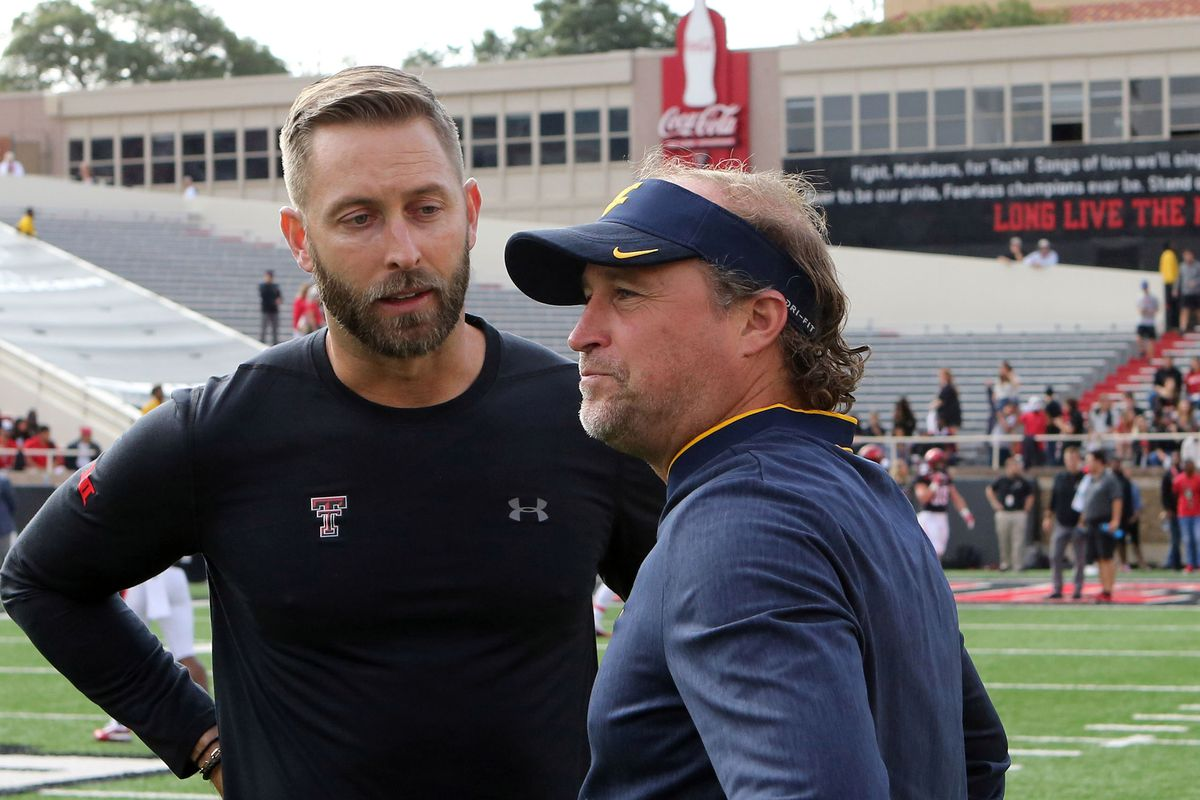 11 College Football Coach Search Updates Holgorsen A Texas Tech
