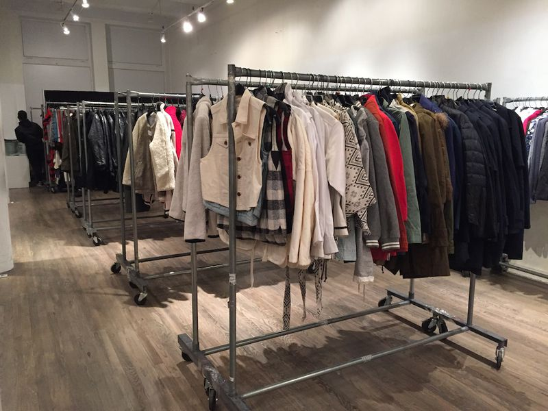The Madewell Sample Sale Is Stocked With Winter-Ready Apparel ...