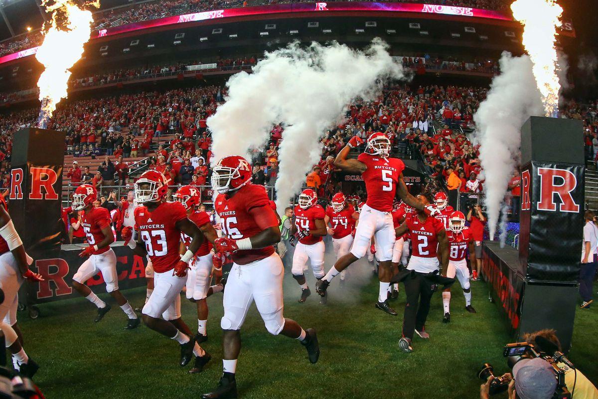 NCAA Football: Washington at Rutgers