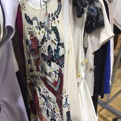 Beaded dress, $209 (was $698)