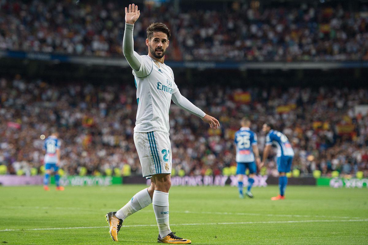 Real Madrid v Espanyol - La Liga
