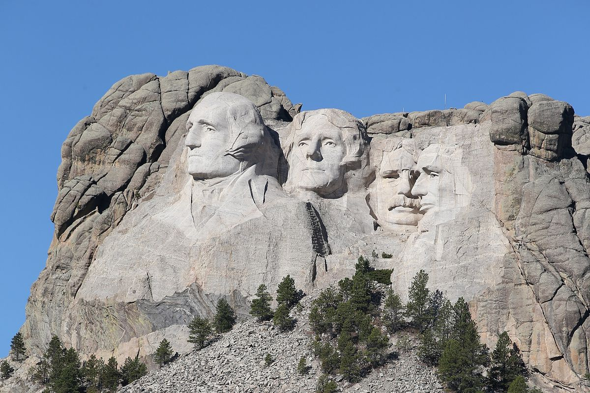 Mt. Rushmore Closed Due To Government Shutdown