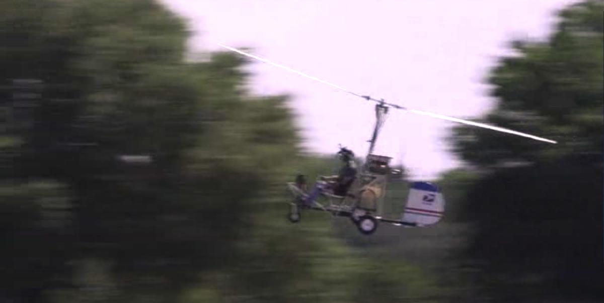 Gyrocopter 2