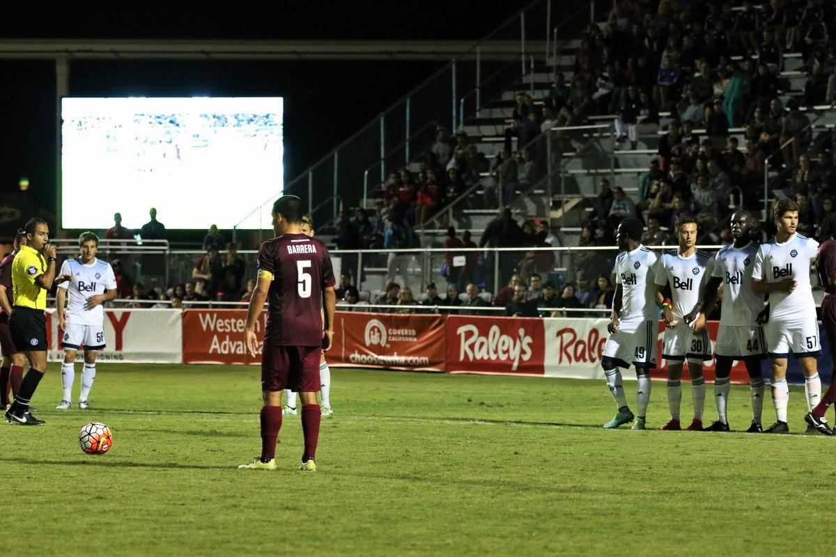 Photo Gallery: Sacramento Republic vs Vancouver Whitecaps FC 2