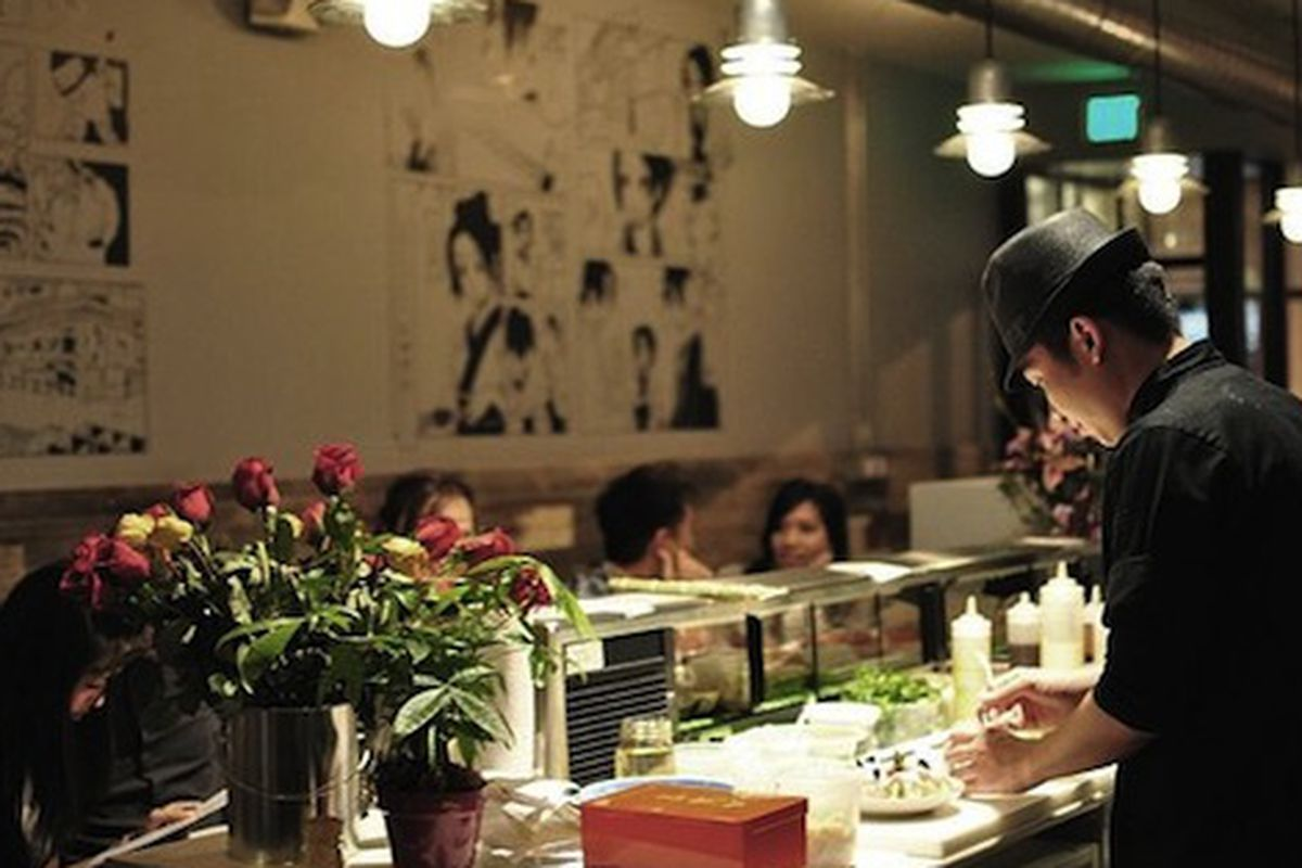 Yuzu Sushi and Robata Grill