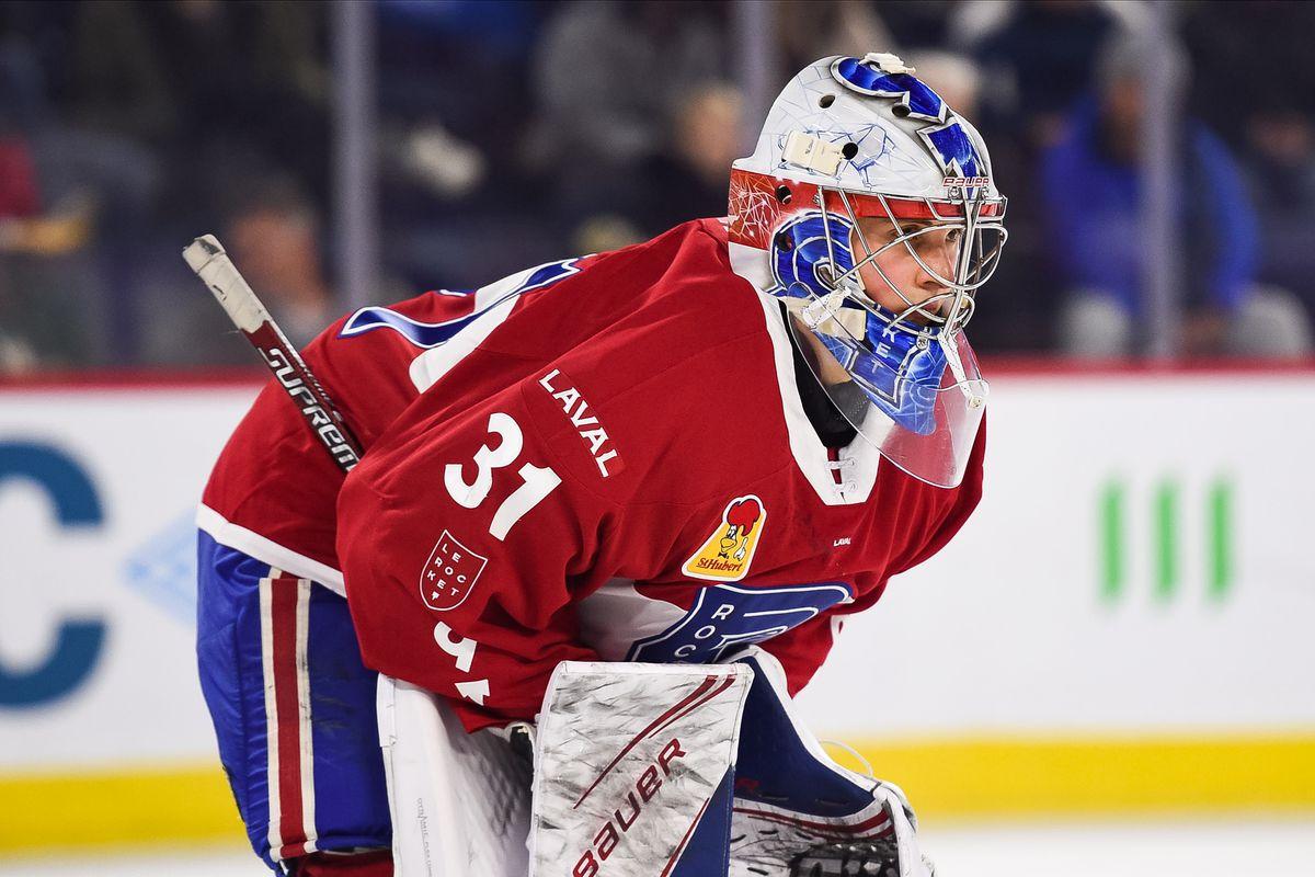 AHL: JAN 22 Syracuse Crunch at Laval Rocket