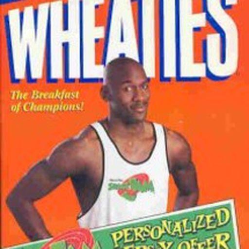 Wheaties Eater