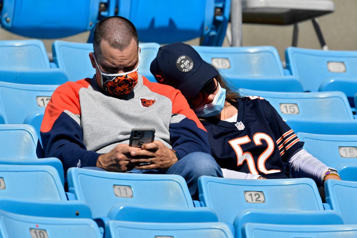 Chicago Bears v Carolina Panthers