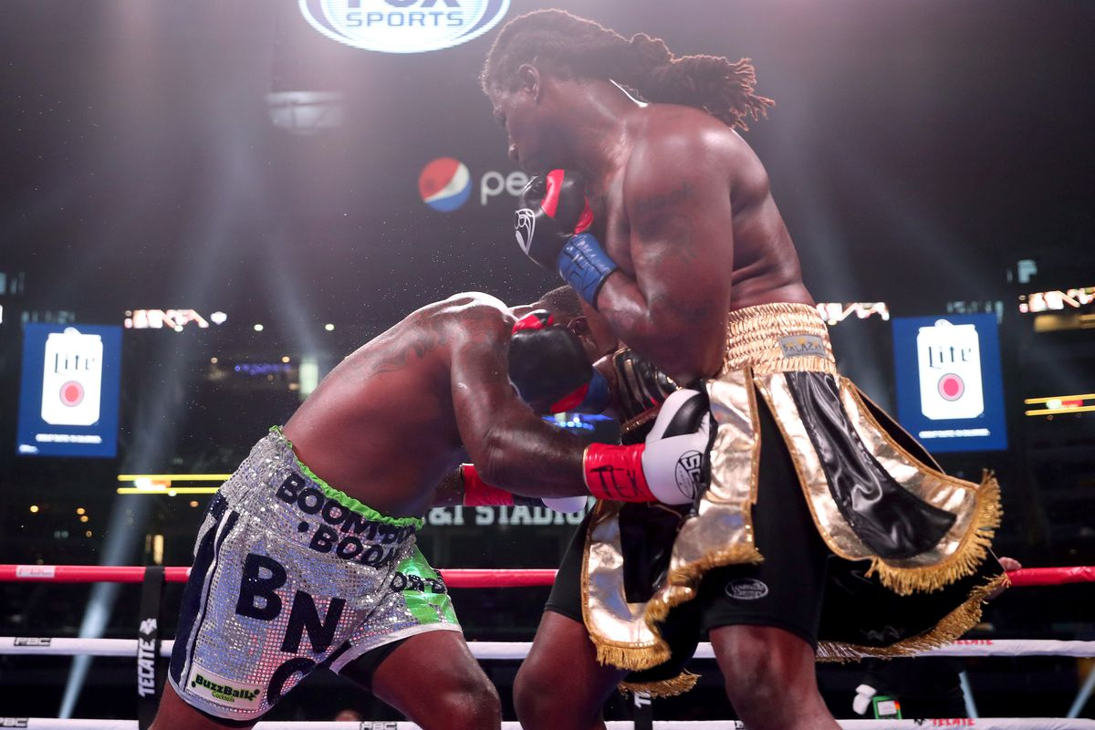 Results: Charles Martin gets low blow DQ win on Spence vs. Garcia prelim
