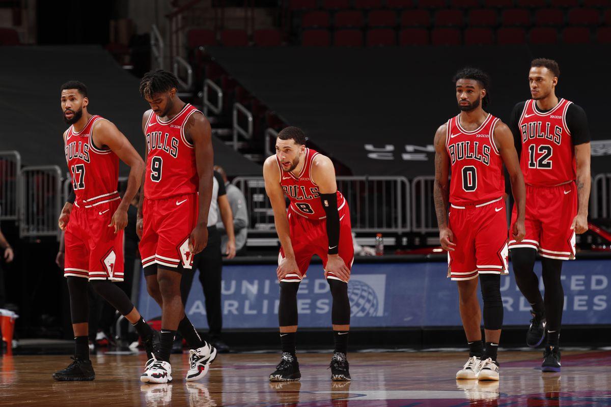 LA Clippers v Chicago Bulls