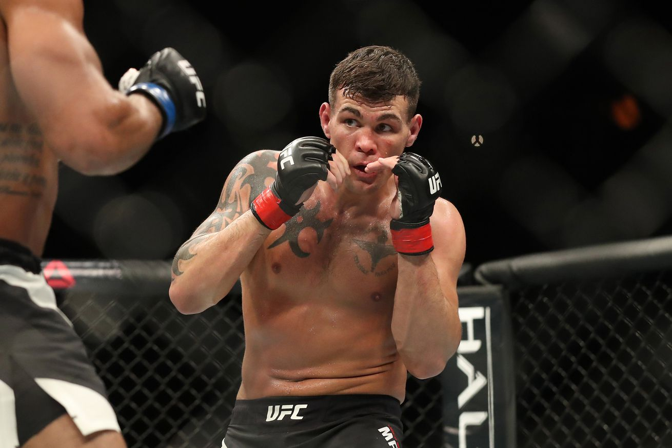 UFC Glasgow results: Jack Marshman edges past resilient Ryan Janes