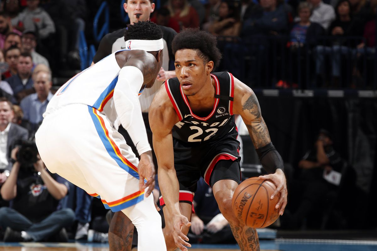 Five thoughts recap: Toronto Raptors 130, Oklahoma City Thunder 121, Patrick McCaw