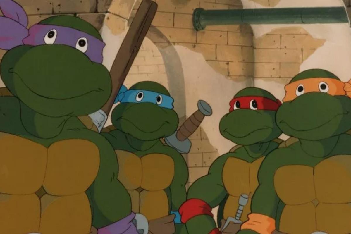 Teenage Mutant Ninja Turtles - Donatello, Leonardo, Raphael, Michelangelo