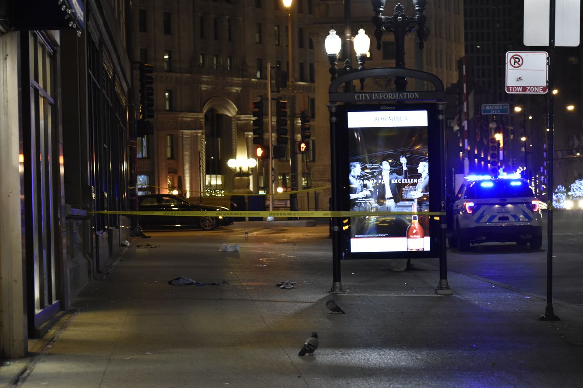 Loop Stabbing: Person, bystander critically wounded