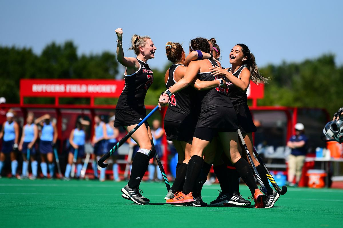 No. 21 Rutgers Field Hockey hands Monmouth first home loss in 4 years
