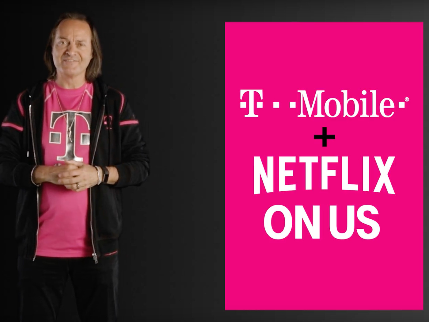 T-Mobile's unlimited data family plans now include free Netflix