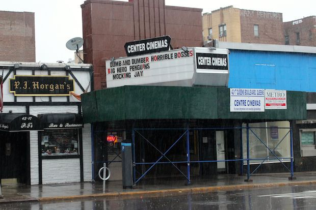 Nyc S Lost Movie Theaters Mapped Curbed Ny