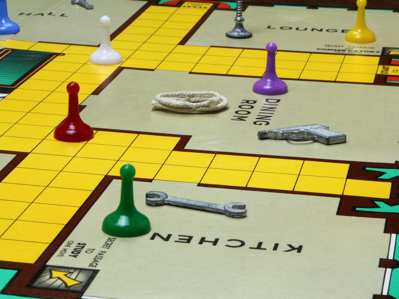 Clue Board Game S Rooms Will Get An Update This Fall Curbed