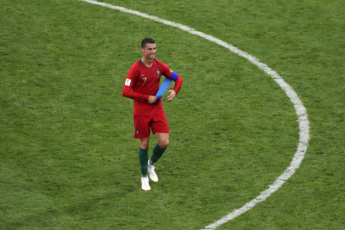 World Cup 2018 highlights  Ronaldo s hat trick and all the Day 2 ... fd20ade34b4
