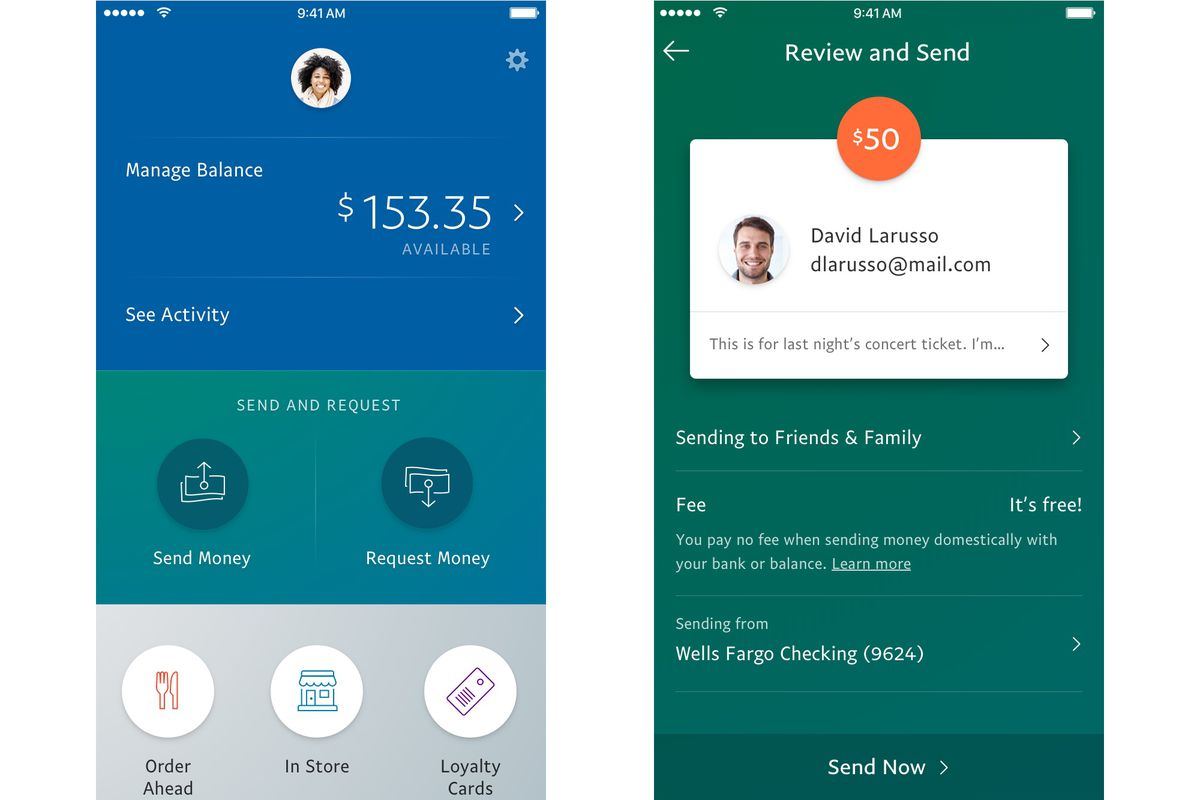 PayPal has redesigned its app to put paying your friends