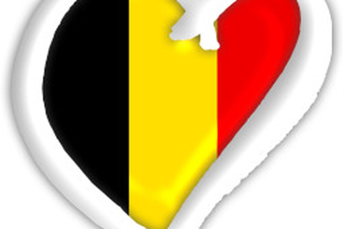 belgian heart