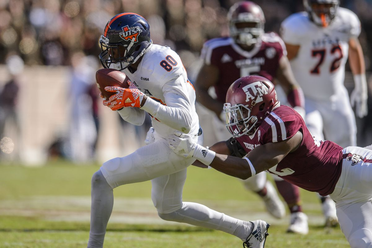 Utsa Roadrunners Vs Texas A M Aggies Game Preview Underdog Dynasty