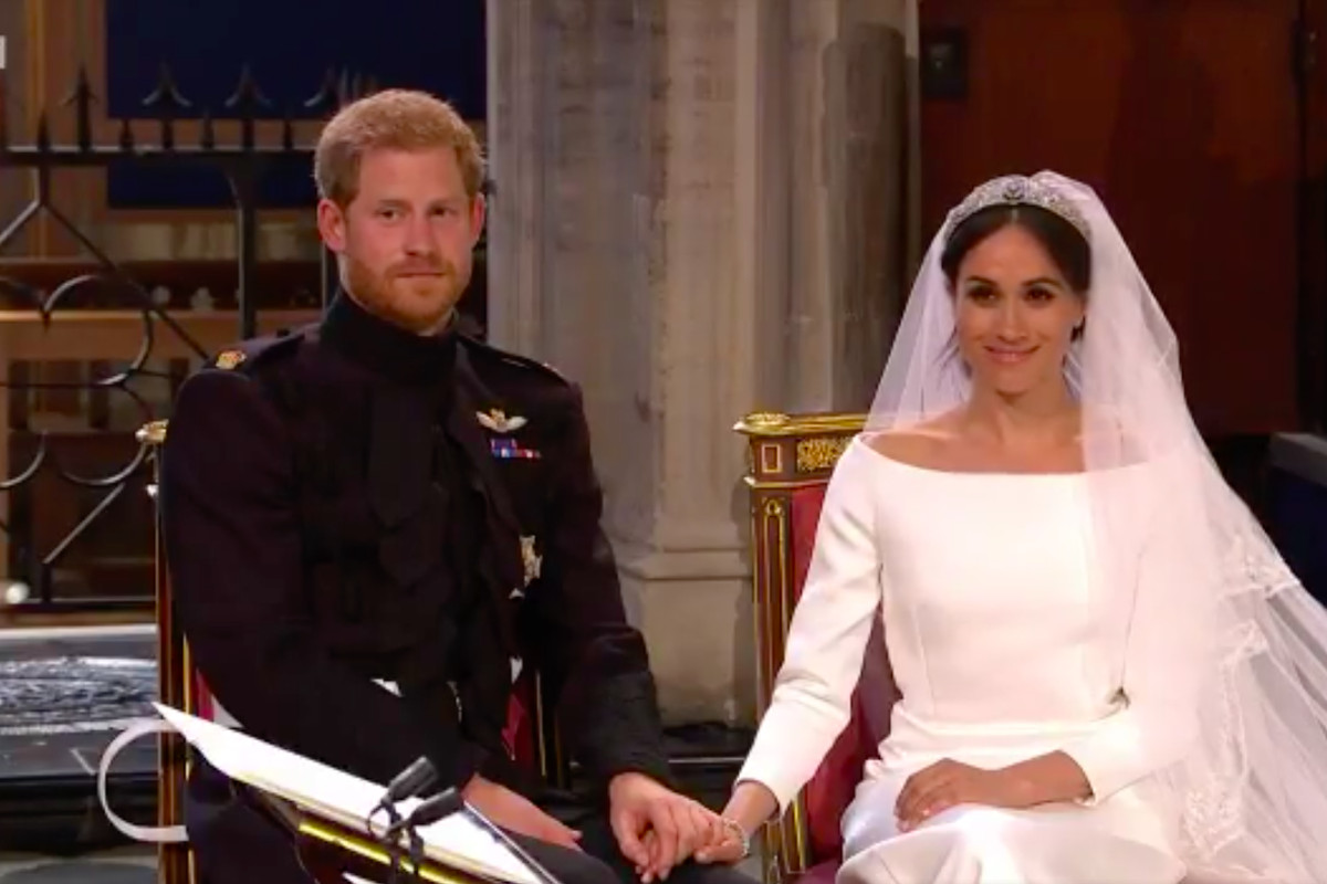 Pictures Of The Royal Wedding.Royal Wedding Recap Highlights From Prince Harry And Meghan