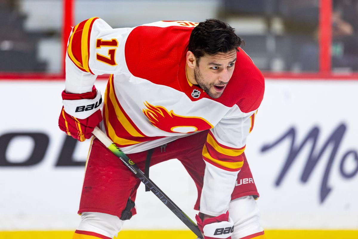NHL: MAR 01 Flames at Senators