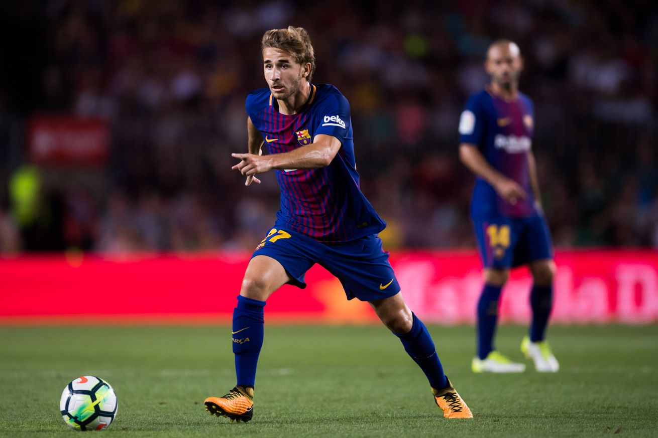 Samper fit and ready to return