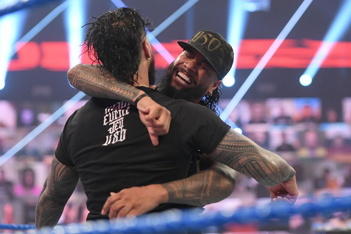WWE Smackdown: Spoiler On Two Major Title Changes And Big Debut 2